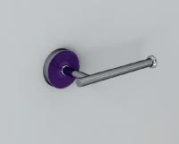 Vlathea ATLA Бумагодержатель ATF005 58x77,6x156 Фиолетовый