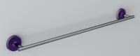 Vlathea ATLA Полотенцедержатель ATF060 58x77,6x658 Фиолетовый