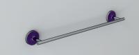 Vlathea ATLA Полотенцедержатель ATF045 58x77,6x508 Фиолетовый