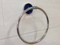 Vlathea ATLA Вешалка-кольцо ATA004 209x75,5x185 Аквамарин