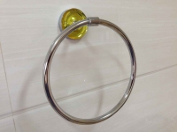 Vlathea ATLA Вешалка-кольцо ATCH004 209x75,5x185 Шампань